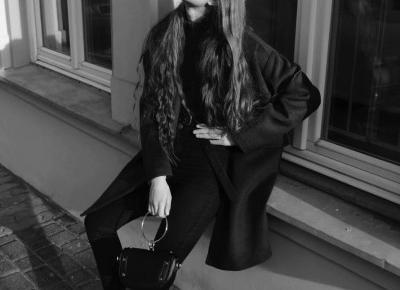 Wool coat – Magdalena Plak