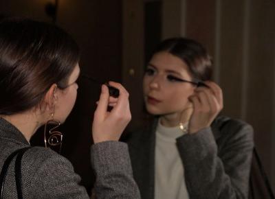 Masculine Blazer – Magdalena Plak