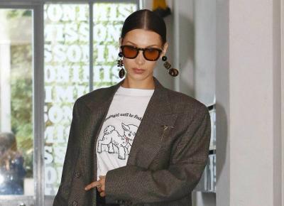 Najlepsze stylizacje Belli Hadid