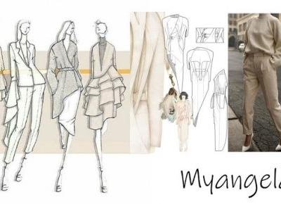 MyAngelasLife: Fashion Stylist study in Netherlands