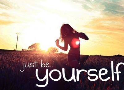 NaciaKa : Be yourself !