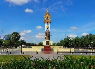 Stolica Kambodży Phnom Penh - Atrakcje i ciekawostki o tym tajemniczym wciąż miejscu na ziemi