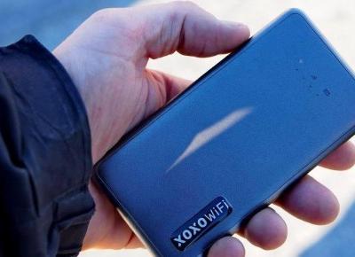 Internet mobilny w podróży - Router przenośny firmy XOXO - Test i użytkowanie