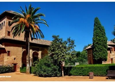 Hiszpania - Twierdza Alhambra w Andaluzji