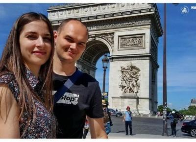 Dwa dni w Paryżu - Francja. Co można zobaczyć w krótkim czasie w stolicy Francji.