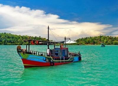 Wyspa Koh Chang w Tajlandii - Zwiedzanie wyspy i atrakcje, które tam na nas czekają. Dla nas było to miejsce przypominające raj na ziemi.
