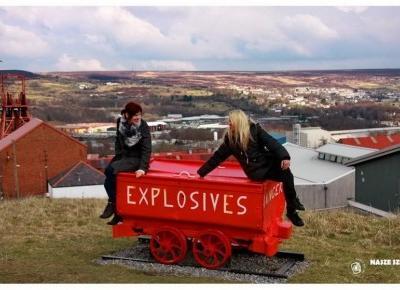 Kopalnia Big Pit w Walii - Ciekawa atrakcja z dużą dawką historii. Spodoba się każdemu i jest darmowa.