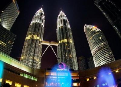 Petronas Towers w Kuala Lumpur - Niezwykła atrakcja z stolicy Malezji