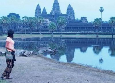 Świątynie Angkor w Kambodży - Starożytne świątynie zagubione w dżungli do dziś skrywają wiele tajemnic