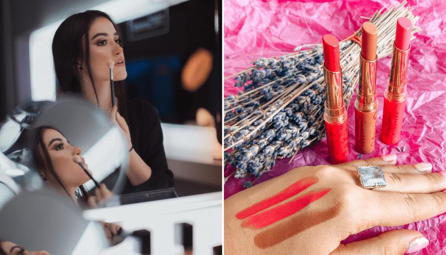 Jak stworzyć idealny makijaż do szkoły? Test pomadek Oh my kiss od Eveline Cosmetics!