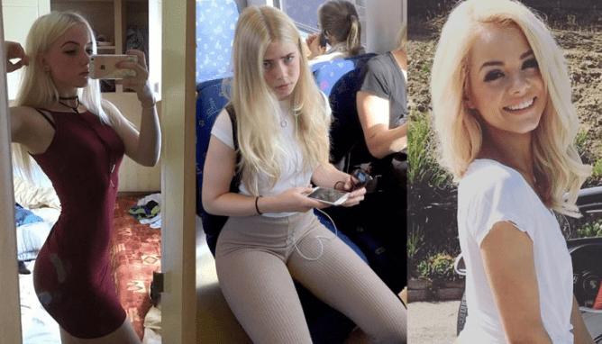 Skandynawska Natalia Siwiec poszukiwana! Kim jest Rubia Viral?