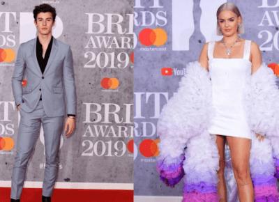 Kreacje gwiazd na Brit Awards 2019