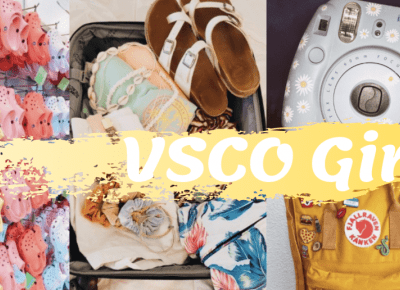 Jak stać się VSCO girl za mniej niż 100 złotych?