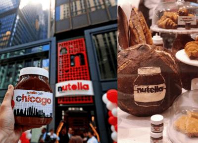 Kawiarnia Nutelli zachwyca turystów