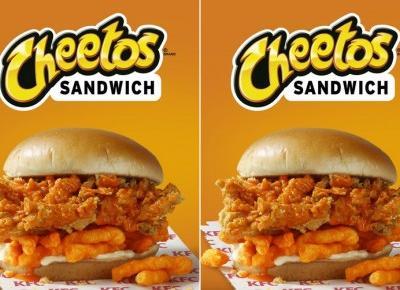 KFC wprowadza nowego burgera z czipsami w środku