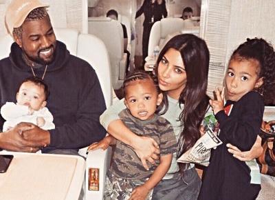 Kim Kardashian i Kanye West spodziewają się dziecka!