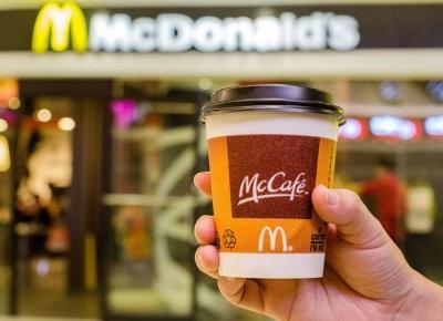 McDonald's wprowadza mleko sojowe do swojej oferty