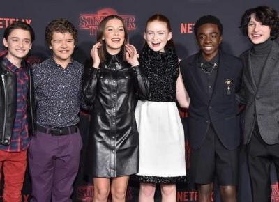 Netflix ogłosił premierę 3 sezonu Stranger Things