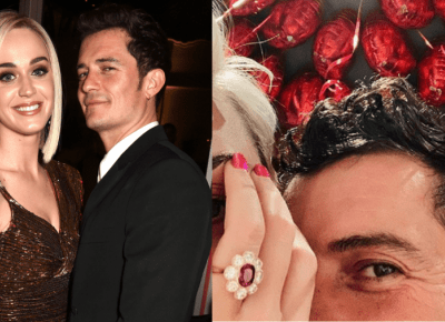 Orlando Bloom oświadczył się Katy Perry