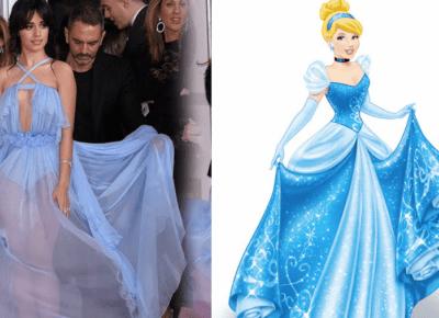 Camilla Cabello zagra księżniczkę Disneya
