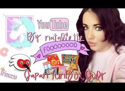 Review Japan Fun Box July Candy Box