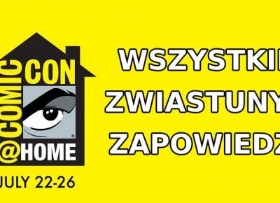 Podsumowanie San Diego Comic Con 2020 – wszystko w jednym miejscu | Nerdheim.pl
