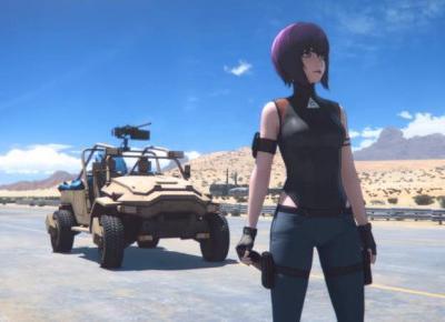 Miło Panią Major znów widzieć! Recenzja anime Ghost in the Shell: SAC_2045 | Nerdheim.pl