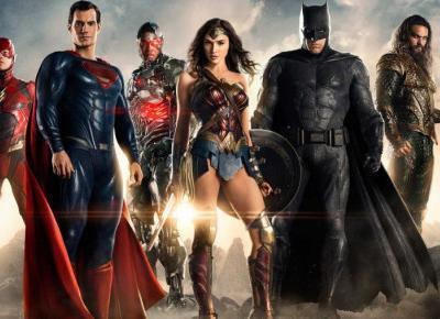 Jak oglądać filmy DC Extended Universe? | Nerdheim.pl
