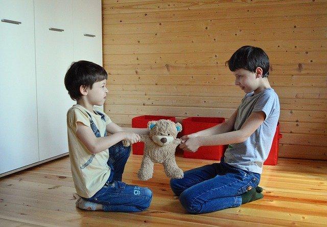 Kłótnie rodzeństwa - jak ich pogodzić? - Artykuły Wiadomości - NetKobieta