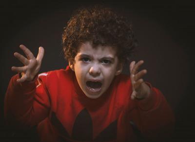 Gniewne dziecko, czyli... - Artykuły Wiadomości - NetKobieta