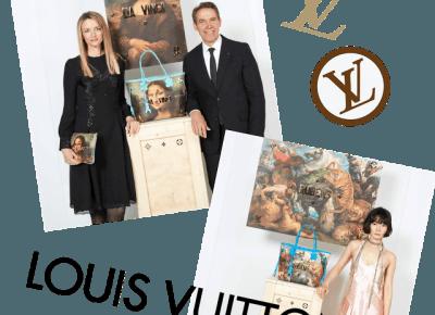 NextFashionBlogger: LV x Jeff Koons