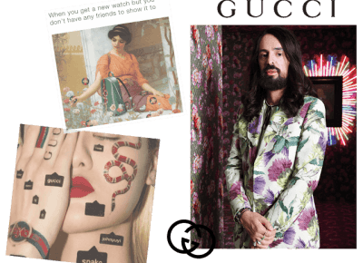 NextFashionBlogger: Memy od Gucciego