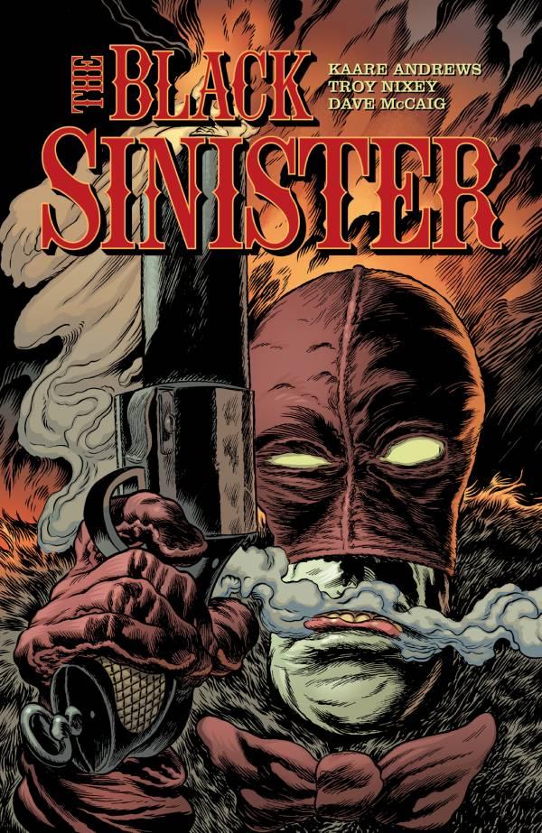 Czarna polewka dla Batmana. Recenzja komiksu The Black Sinister | Nie Tylko Gry