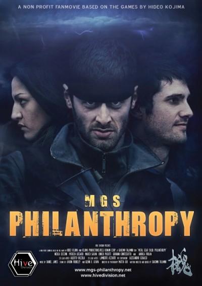 Recenzja filmu Metal Gear Solid: Philanthropy | Nie Tylko Gry