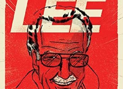 Recenzja książki Stan Lee. The Man Behind Marvel | Nie Tylko Gry