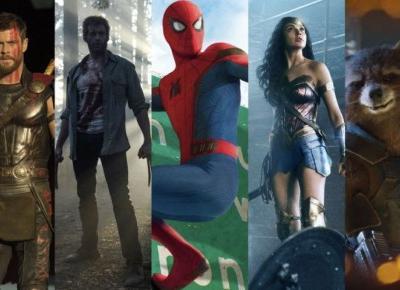Ranking filmów superbohaterskich 2017 | Nie Tylko Gry