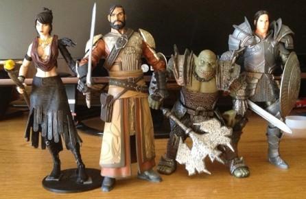 Recenzja figurkiDragon Age: Series 1: Duncan | Nie Tylko Gry