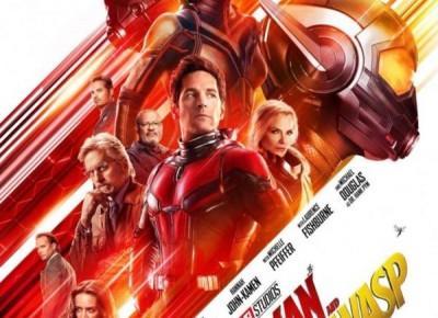 To nie rozmiar ma znaczenie! – recenzja filmu Ant-Man i Osa | Nie Tylko Gry