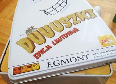 W blaszanym pudełku – Recenzja gry Duuuszki | Nie Tylko Gry