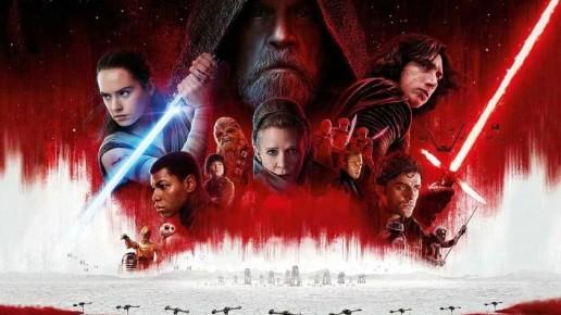Kosmiczna mieszanka uczuć, czyli recenzja filmu Gwiezdne Wojny: Ostatni Jedi | Nie Tylko Gry