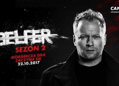 Recenzja serialu Belfer (seria 2) | Nie Tylko Gry