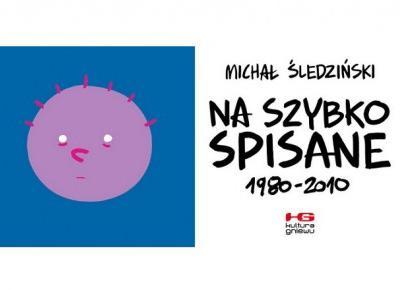 Recenzja komiksu Na szybko spisane 1980-2010