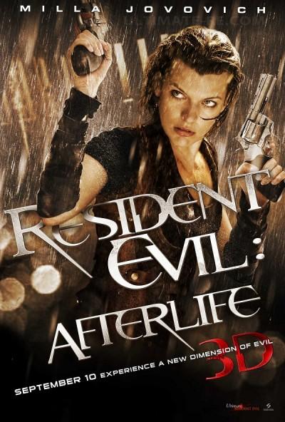 Recenzja filmu Resident Evil: Afterlife | Nie Tylko Gry