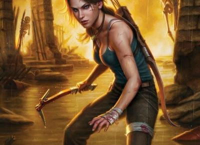 Recenzja komiksu Tomb Raider Volume 1: Season of the Witch | Nie Tylko Gry