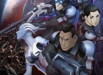 Recenzja filmu Mass Effect: Paragon Lost | Nie Tylko Gry