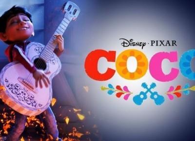 Powtórka z Księgi życia? – recenzja filmu Coco | Nie Tylko Gry
