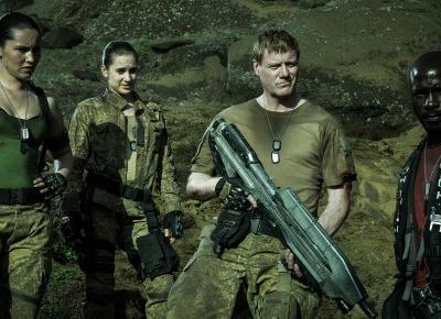 Recenzja filmu Halo: Nightfall | Nie Tylko Gry