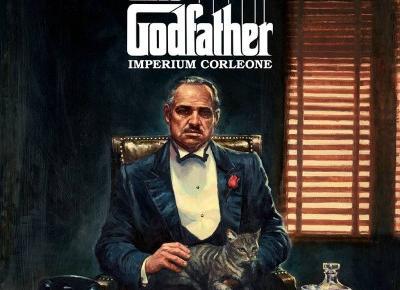 Recenzja gry planszowej The Godfather: Imperium Corleone | Nie Tylko Gry