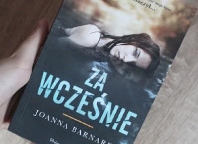 Book Oaza || Recenzje: 40. Joanna Barnard -