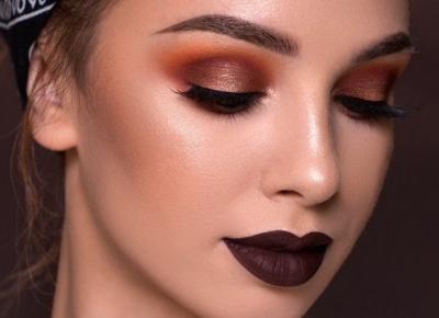 Inspiracje na jesienny makijaż!